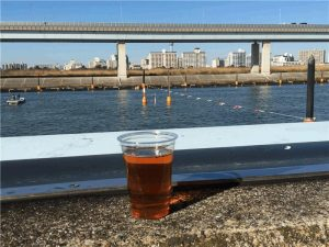 【江戸川競艇場】クラフトビール1杯100円