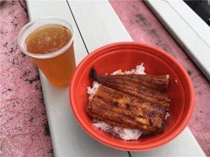 【江戸川競艇場】秋のうなぎ祭り「うな丼1杯500円」